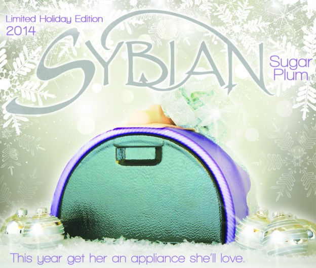 Sybian Introduces Limited Edition Holiday 'Sugar Plum'