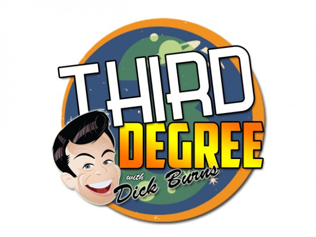 Dick Burns' 3rd Degree gets Quizzical on the new .porn TLD