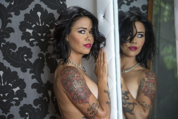 Dana Vespoli Signs to Launch Official Site with Cherry Pimps