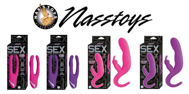Nasstoys Releases New 'SEX Collection""