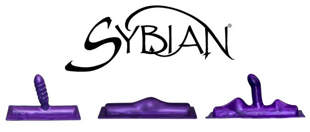 Sybian Introduces Three New Silicone Attachments