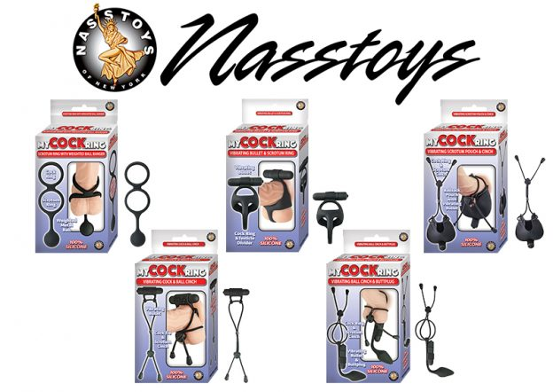 Nasstoys Expands with 'My Cock Ring' Collection
