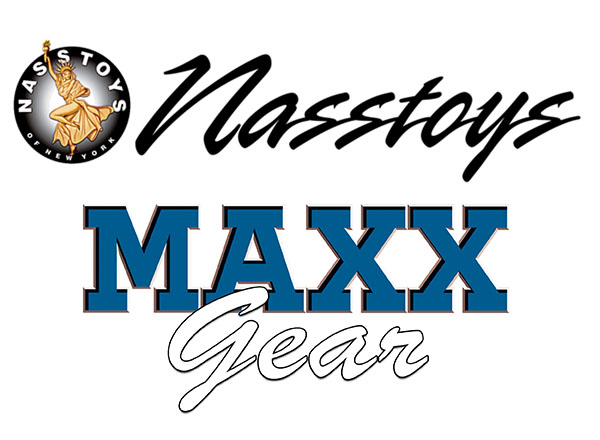Nasstoys Adds Maxx Gear Collection