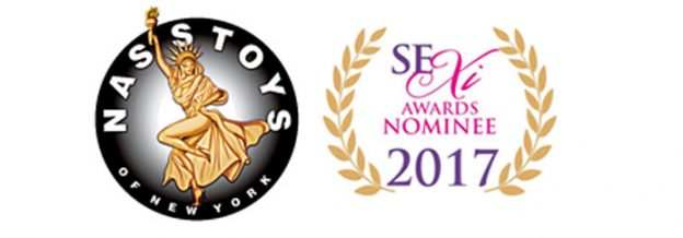 Nasstoys Scores 4 StorErotica Awards Nominations