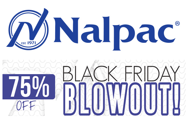 Nalpac Announces Black Friday Blowout Sale