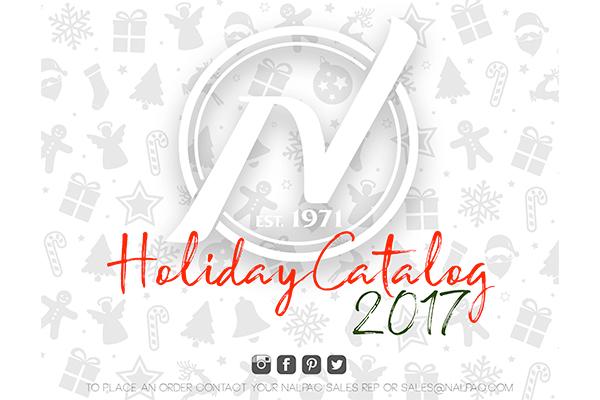 Nalpac Releases 2017 Holiday Catalog