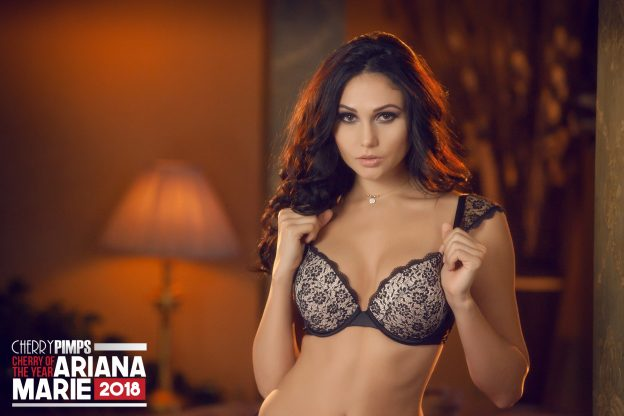 Cherry Pimps' Crowns Ariana Marie 2018 Cherry of the Year