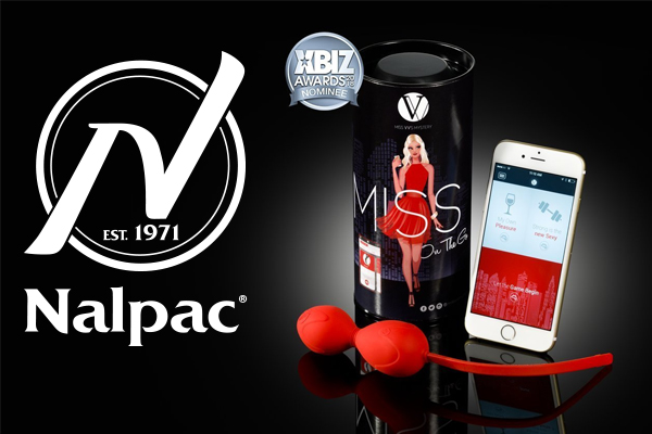Nalpac Now Shipping 'Miss On The Go' App Controlled Kegel Exerciser