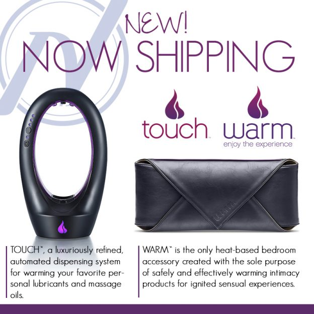 Nalpac Now Shipping WARM and Touch