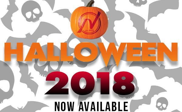 Nalpac Reveals 2018 Halloween Catalog