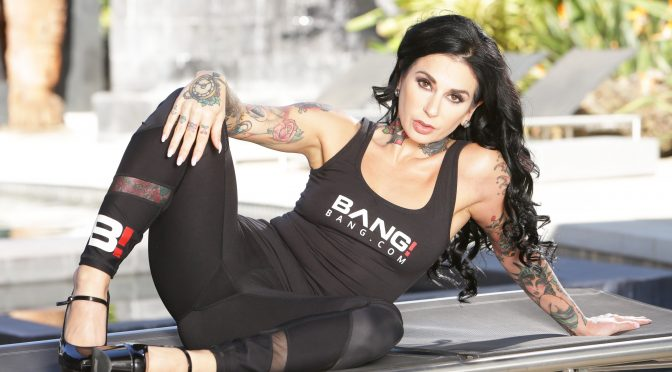Joanna Angel Reigns as BANG! November Ambassador of the Month