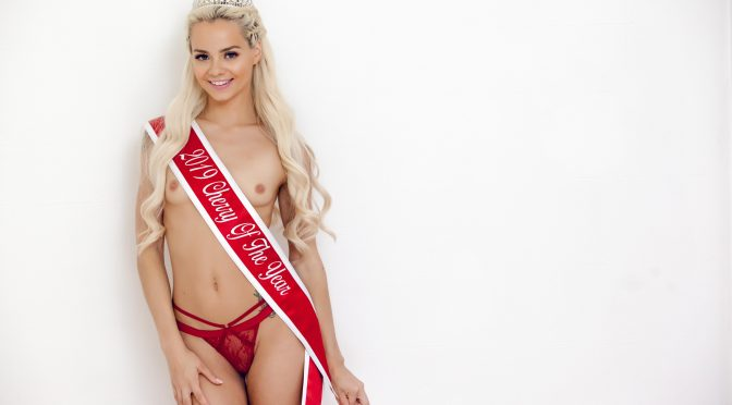 Cherry Pimps' Crowns Elsa Jean as Cherry of the Year