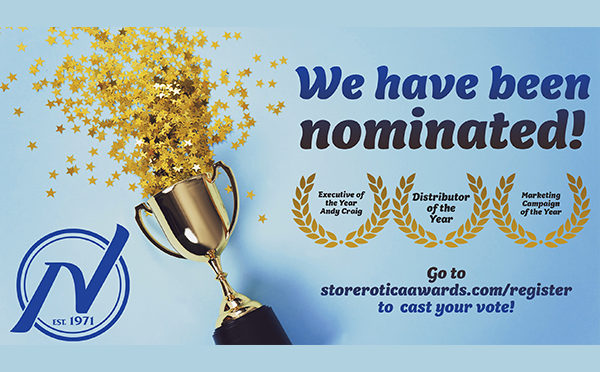 Nalpac Grabs Three 2019 Storerotica Awards Nominations
