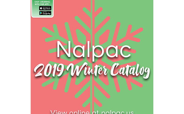 Nalpac Releases 2019 Winter Catalog