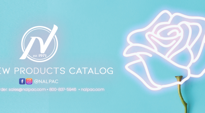 Nalpac Releases 2020 New Products Catalog