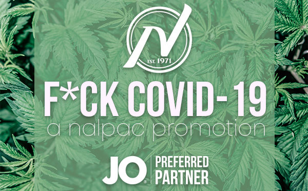 Nalpac's F*ck Covid19 Campaign Week Three Features System JO