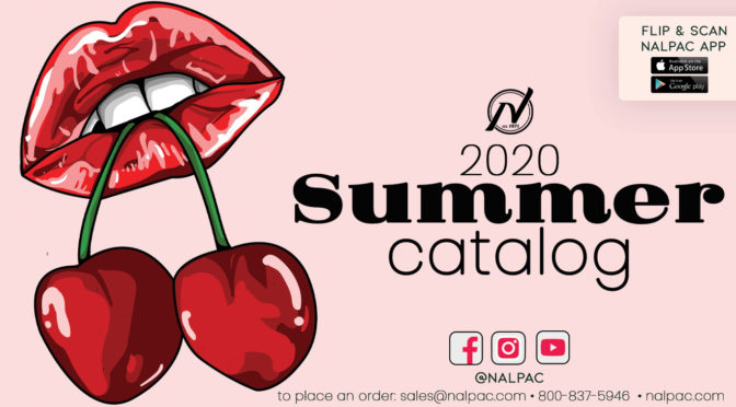 Nalpac Releases 2020 Summer Catalog