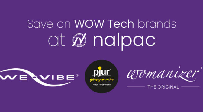 Brighten Your Holiday Sales With Nalpac and WOW Tech