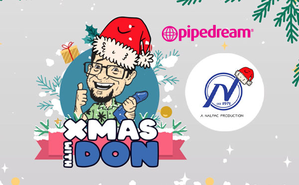 Nalpac Releases Special Dicks With Don Episode Featuring Caroling With Pipedream Products
