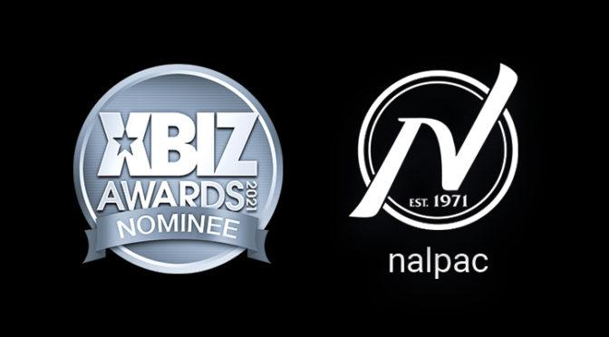 Nalpac Garners Two 2021 XBIZ Awards Nominations