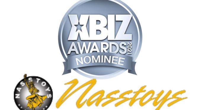 Nasstoys Receives Multiple 2021 XBIZ Awards Nominations