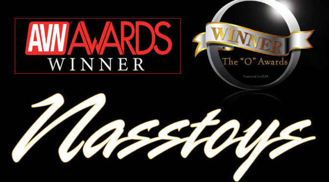 "Nasstoys Takes Home Both 'O"" Award and AVN Award In 2021"