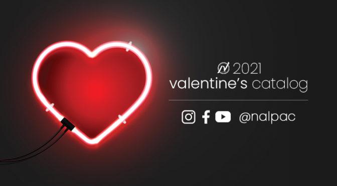 Nalpac Releases 2021 Valentine's Day Catalog