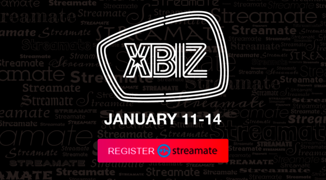 Streamate Brings Strong Presence to 2021 XBIZ Virtual Show