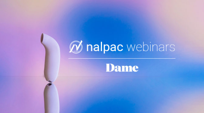 Nalpac and Dame Partner for Instagram Takeover Featuring Aer