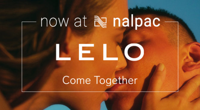 Nalpac Now Offering LELO and INTIMINA Products