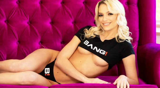 Bang.com Releases 1000th Scene Featuring Kenna James